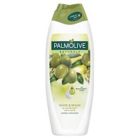 PALMOLIVE BAD OLIVENMILCH 650ML FLASCHE