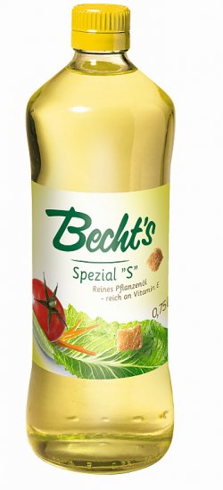 BECHTS-OEL SPEZIAL S. 750ML - Click Image to Close