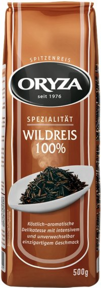 ORYZA WILDREIS 100% LOSE 500G