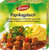 ERASCO PAPRIKAGULASCH 450G