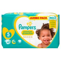 PAMPERS PREMIUM PROTECTION GROESSE 5 ; 11 – 16 KG 47 STUECK